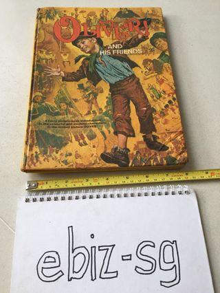 🚚 Oliver commemorative book