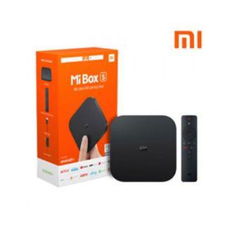 Xiaomi Mi Box S 4K HDR Android TV With Google