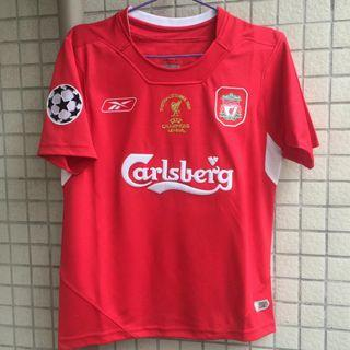 Liverpool Jersey 2005 Champions League Final