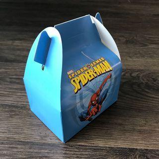 🚚 Spider-Man print goody bag