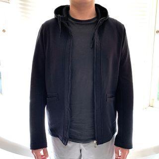Zara Hooded Zip Jacket