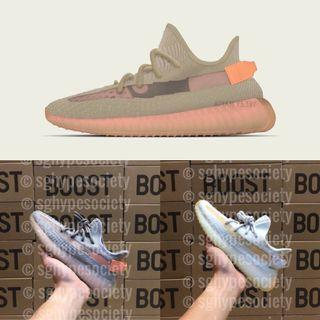 [INSTOCK] Yeezy Boost 350 V2 Clay True Form Hyperspace