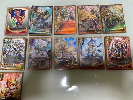 Gargantua dragon deck