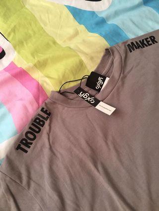 Oxgn Long line shirt