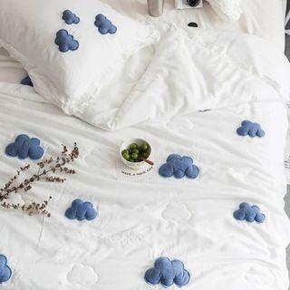 3 Pc Bedding Set Dream Little Cloud (3D effect)