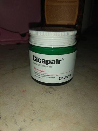 dr jart+ cicapair recover derma green solution day cream spf