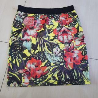 Flower Skirt #ramadansale