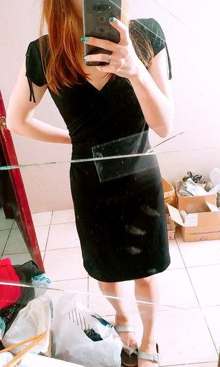 🏡ELEMENT BLACK DRESS / SABRINA DRESS