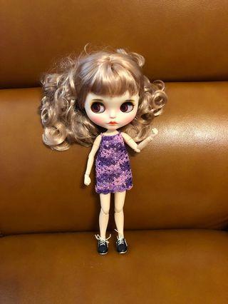 全新裙(65)$30 包平郵  適合Blythe 穿著