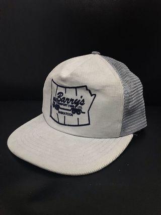 Vintage trucker 1986' cap