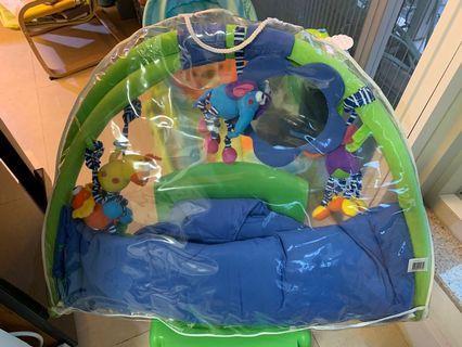 Baby gym/ playmat