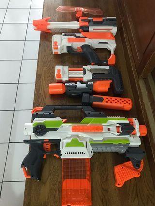 🚚 Nerf 槍