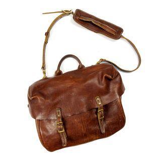 Yuketen Vintage English Bag / 古著 復古 美國製