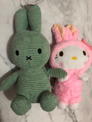 Melody and Miffy