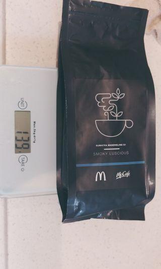 咖啡豆 Mc Cafe