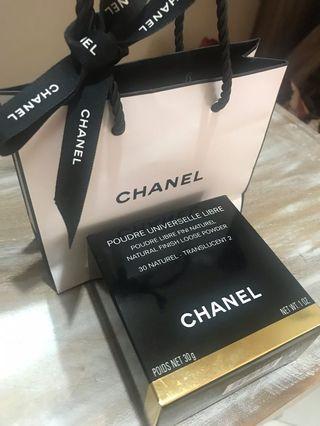 Chanel translucent powder