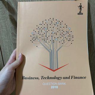 🚚 Icaew Business Technology Finance