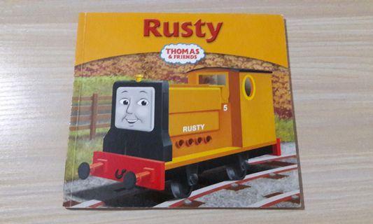 Thomas & Friends--Rusty