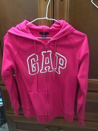 Gap 桃紅外套