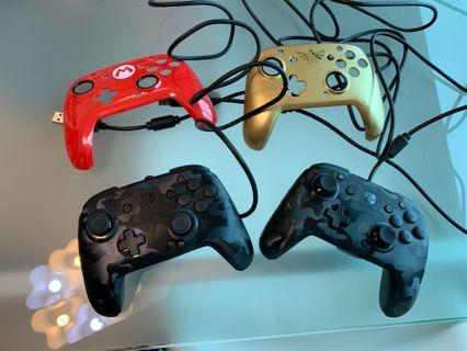 Switch controller 全新冇盒