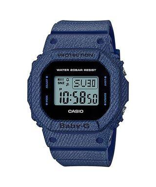 🔥🔥🔥Brand new and 💯% authentic CASIO Baby-G , BGD-560DE-2DR , BGD560 , BGD-560 , BGD560DE , BGD-560DE , BGD560DE2 , BGD-560DE-2 , BGD560DE2DR , denim blue women's G-SHOCK , CASIO