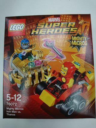76072 Ironman & Thanos