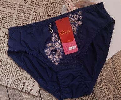 黛瑪 蜜桃蕾絲內褲 M