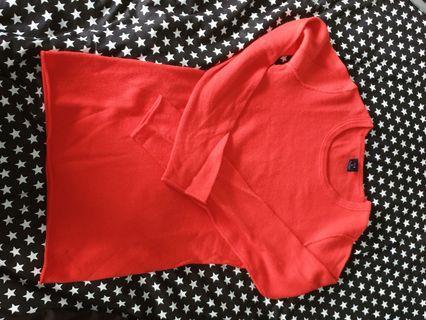 Gap round neck cashmere sweater XS