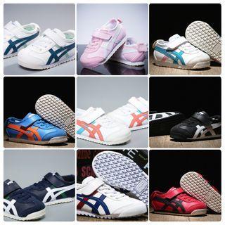 [Preorder] ONITSUKA TIGER Kids Sneakers