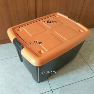 Kontainer Box/Kotak Plastik 50Lt