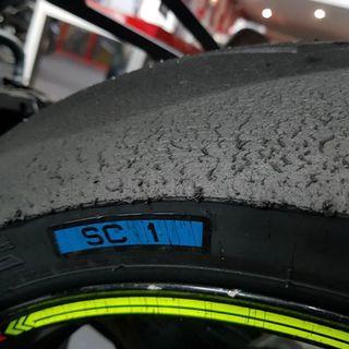 Pirelli Supercorsa SC1 tyres