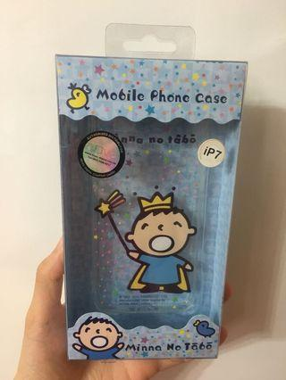大口仔 Minna No Tabo iphone7 手機殼