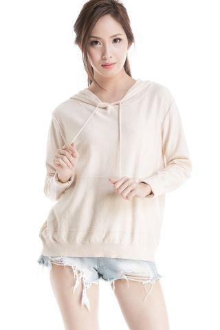 🚚 Wardrobemess Soft Knit Hoodie