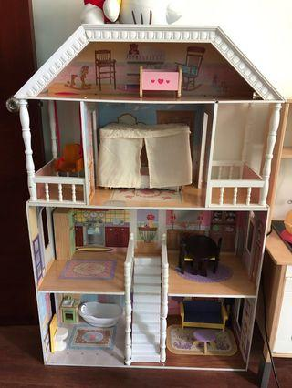 Kids Kraft - doll house