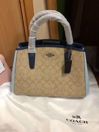 Coach small Margot crossbody shoulder bag 袋 handbag tote backpack