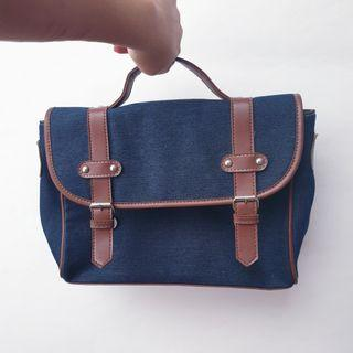 Jeans Handbag satchel