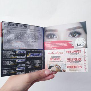 Voucher Booklet