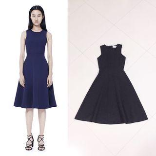 (S) TEM Mallorie Dress in Black