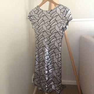 Sass women's dress size S