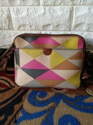 Sling Bag Fossil size kecil