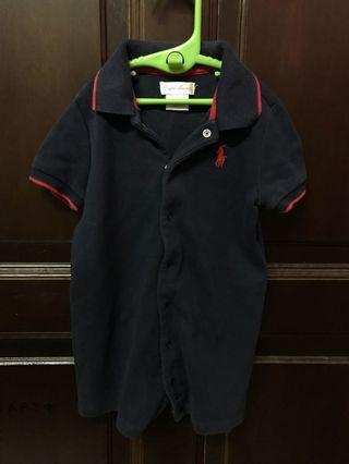 Ralph Lauren Polo Shortall 12m