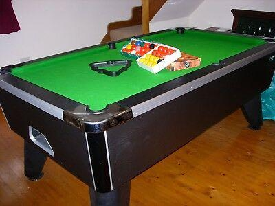 English pool table Rental & profit share