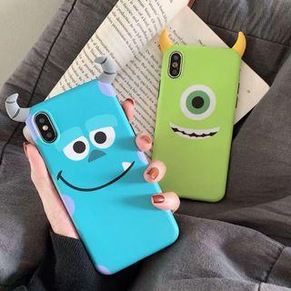 🚚 Pixar sulley and Mike iPhone case