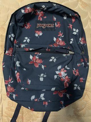 🚚 Floral Jansport Backpack