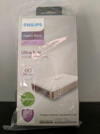 Philips ultra fast charge powerbank