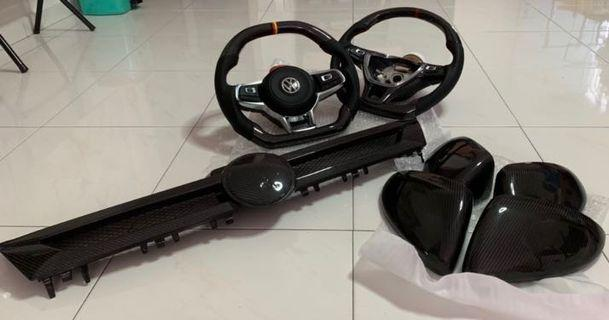 VW Golf Mk7/7.5 and Jetta 6 accessories