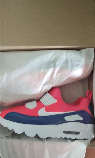 100% new & real Nike Air Max Tiny 90 (PS), sz 1Y