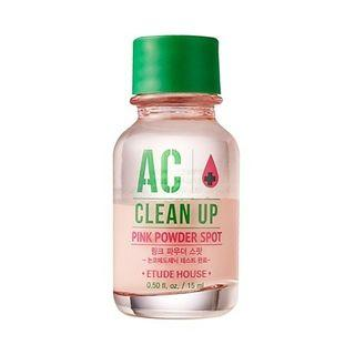 Etude House AC clean up pink powder spot