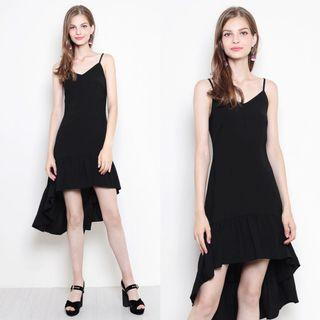 (L) SSD Bentha Dress in Black