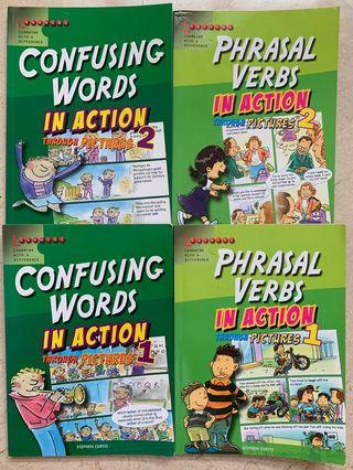 Phrasal Verbs and Confusing Words